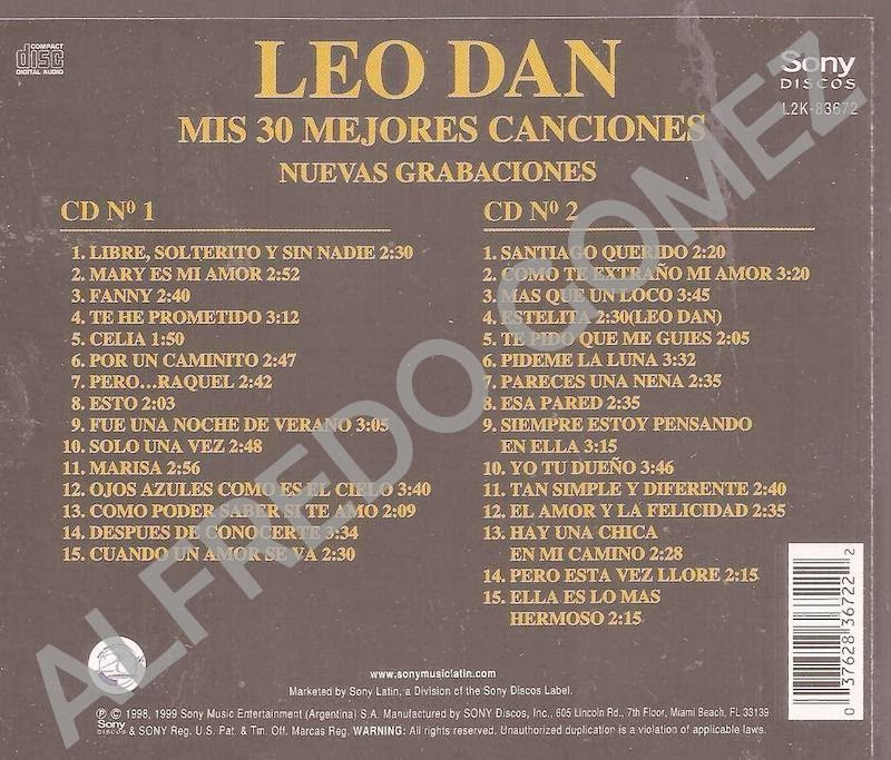 leo dan cancion amigo: