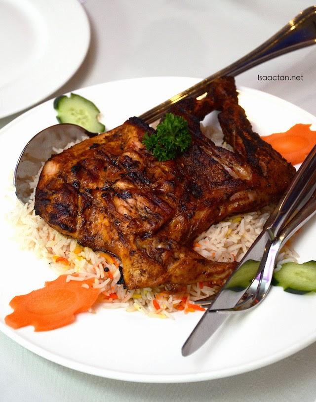 Chicken Mazbi - RM33