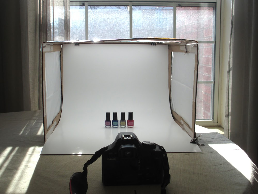 Foldable DIY Photography Light Tent - Window Lighting | Boost Your Photography