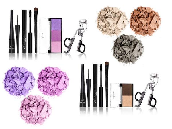 4 Jaar bloggen - Giveaway 3   2x Elf make-up set.
