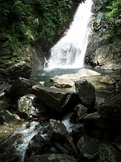 Information about Hiji Falls