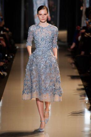 elie-saab-hc-spring-2013-lace-embellished-half-sleeved-dress