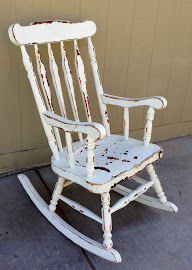 Rocking Chair (SOLD)
