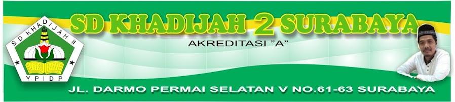 SD KHADIJAH 2 SURABAYA