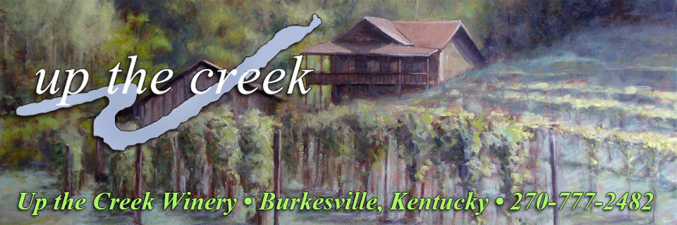 Up The Creek Winery