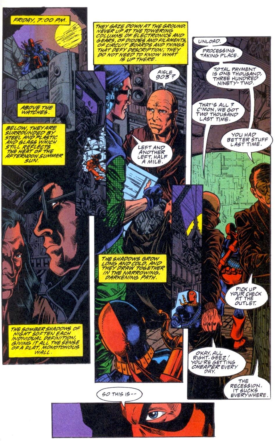Deathstroke (1991) Annual 1 #1 - English 36
