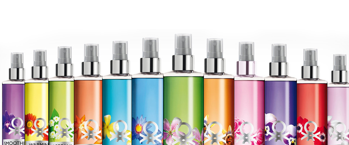 United Colors of Benetton Body Mist Body Mists From Benetton