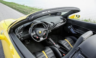 2016 Ferrari 488 Spider Price