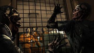 the walking dead 400 days screen 2 E3 2013   The Walking Dead: 400 Days (Multi Platform)   Logo, Screenshots, PlayStation Vita Bundle, Trailer, & Press Release
