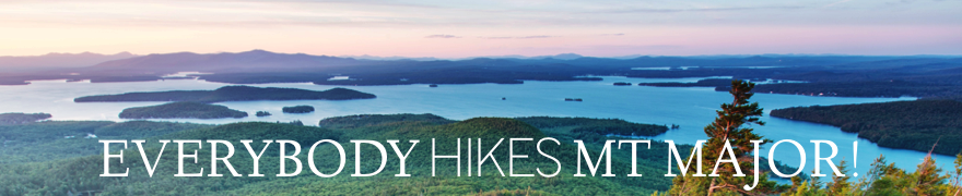 Everybody Hikes Mount Major - Winnipesaukee Forum