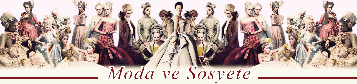 MODA VE SOSYETE