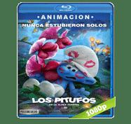 Los Pitufos: En la Aldea Perdida (2017) Full HD BRRip 1080p Audio Dual Latino/Ingles 5.1