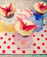Cupcake Butterflies