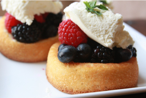 Look So Lovely: LSL {Foodie Friday} - Mixed Berry ...