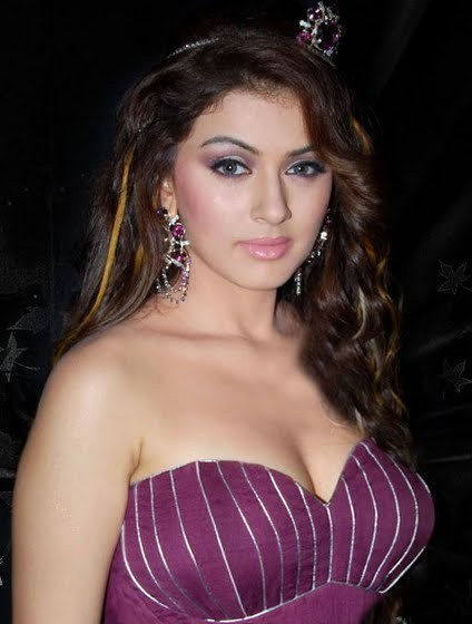 Unseen Tamil Actress Images Pics Hot: Hansika Motwani sexy bra ...