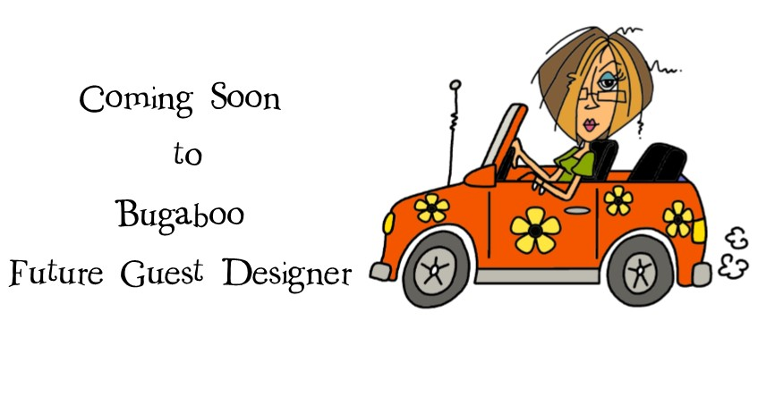 Coming soon..Guest Designer at Bugaboo