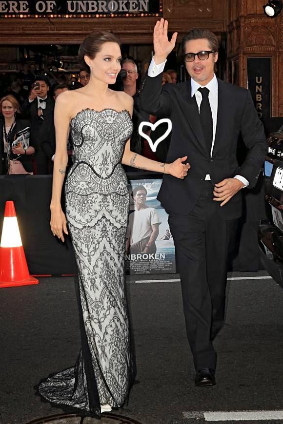 Brad Pitt Dress Shoes