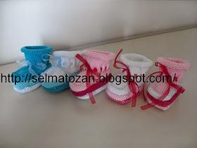 Bebek Patiği Yapılışı
