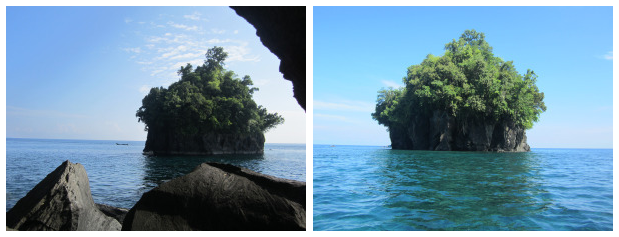 Pulau Damar - Wisata Halmahera Barat
