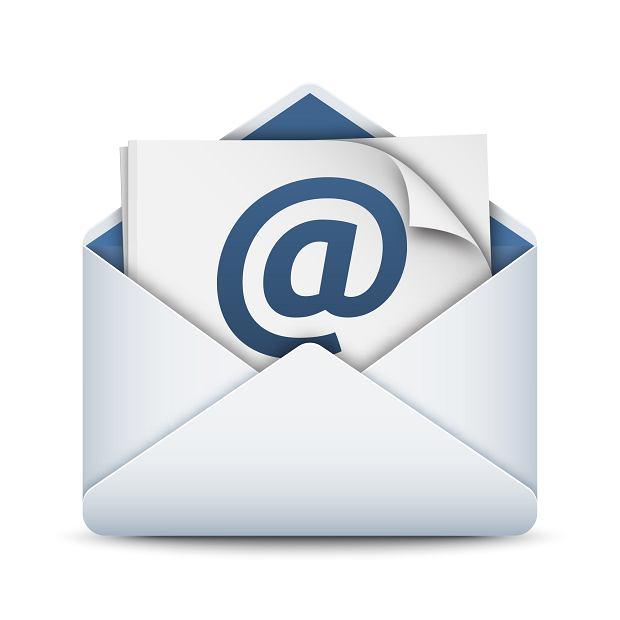 ADRESY E-MAIL