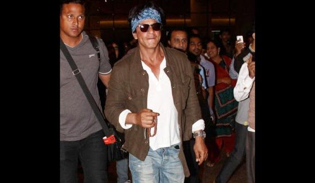 Shahrukh Khan Berzikir