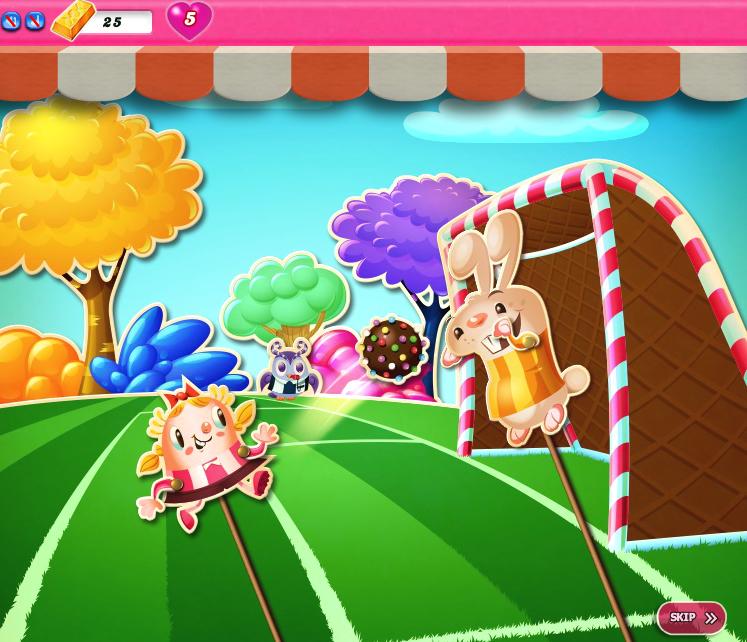 Candy Crush Saga 1431-1445