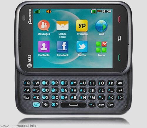 at t pantech renue user manual pdf pc suite user guide phone rh userguidephone blogspot com AT&T Pantech Phone Manual AT&T Pantech Flex