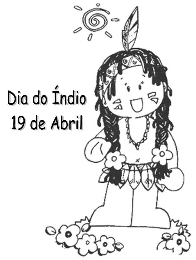 educação corbÉlia dia do Índio e do exército brasileiro
