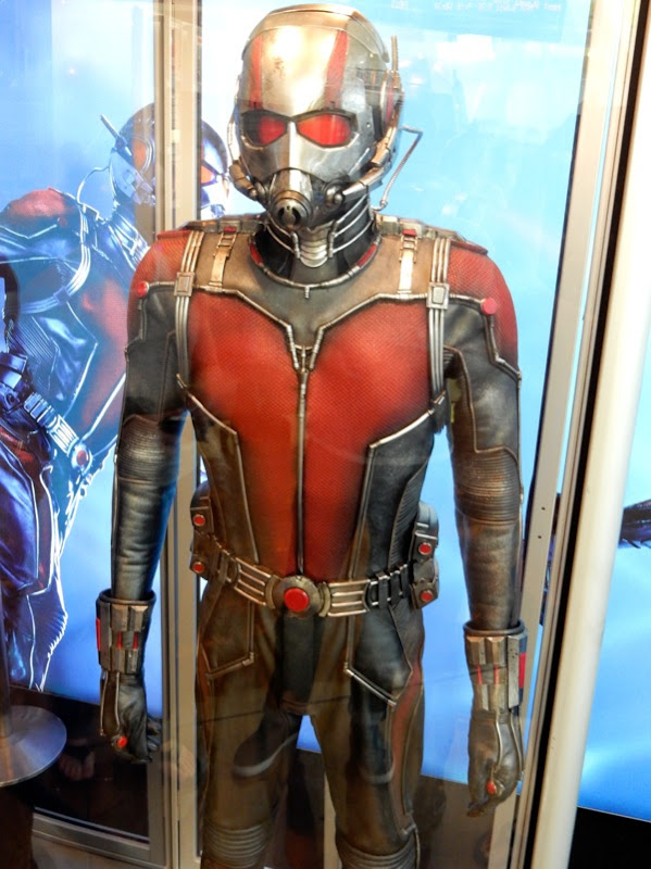 Original Ant-Man movie costume