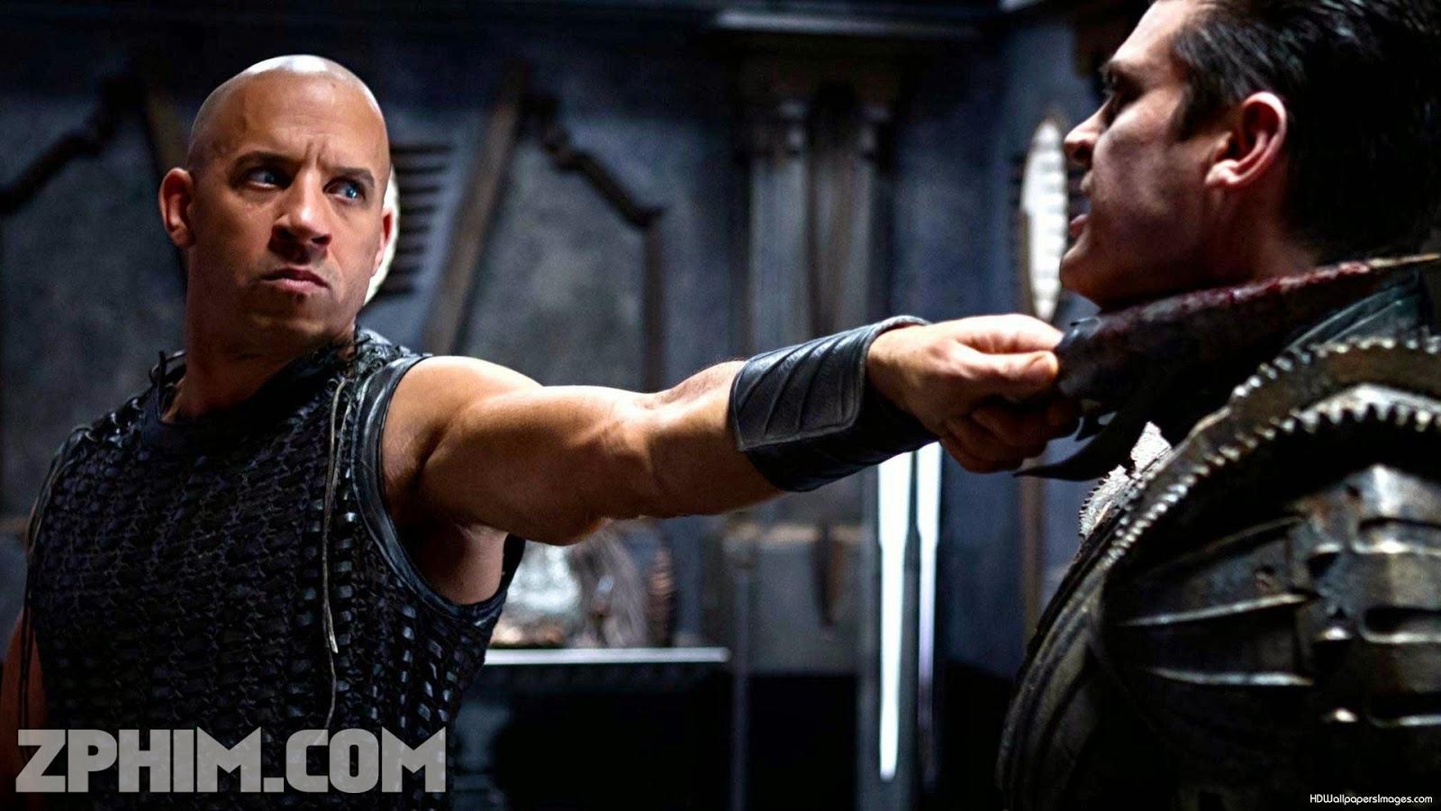 Ảnh trong phim Huyền Thoại Riddick - Riddick 2