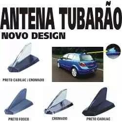 Antena Modelo Shark Designer Novo Vectra - R$ 20,00
