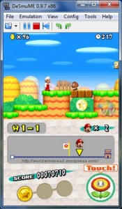 Download Emulador de Nintendo DS para o PC – DeSmuME