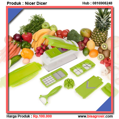 Nicer Dicer Multi Kitchen Set Like Jaco