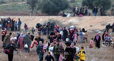 Fotografia de Refugiados