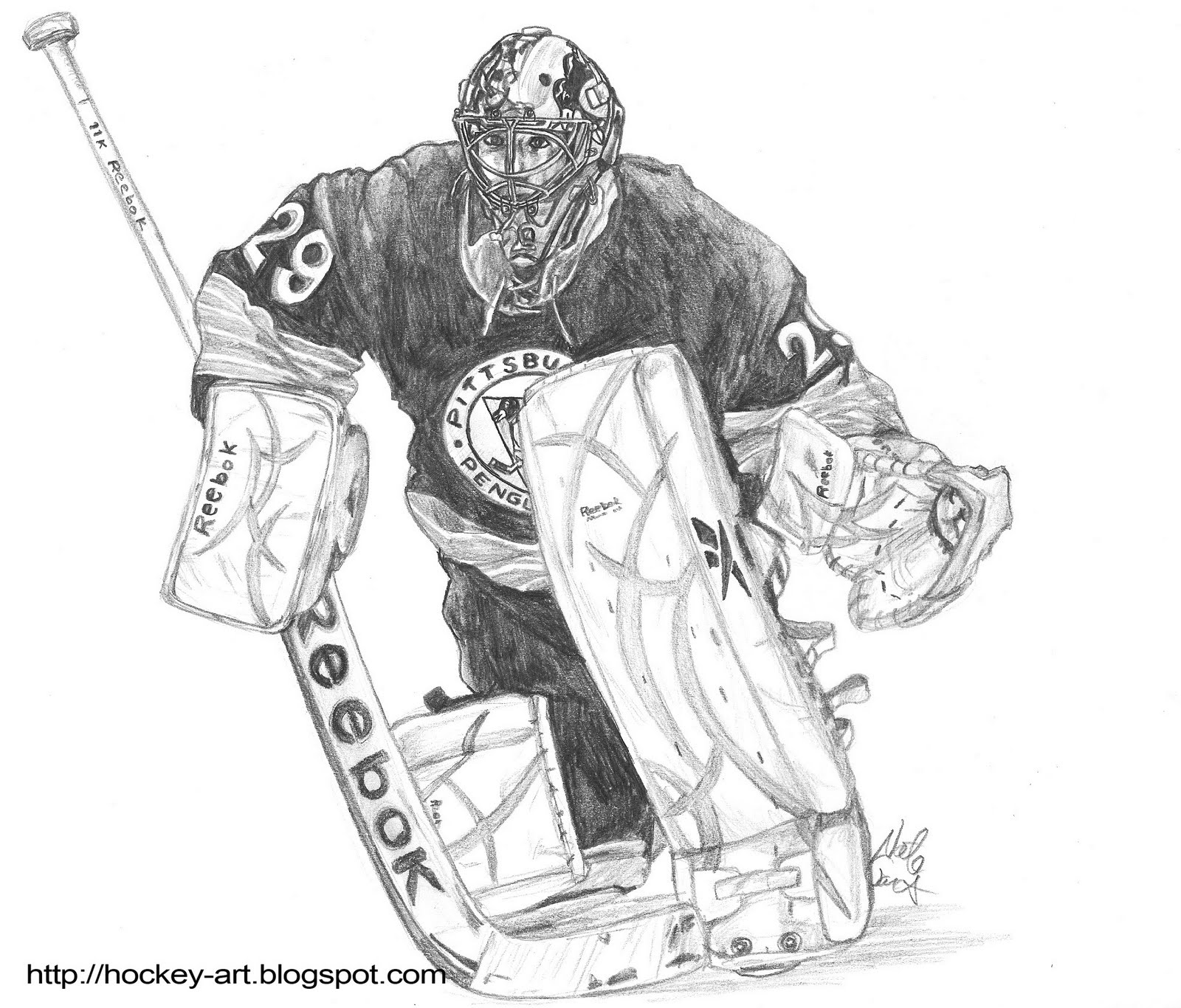 Hockey in art 2011 nhl playoffs pittsburgh penguins vs for Pittsburgh penguins coloring pages