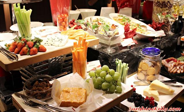 Journey of Colour Extravaganza, Essence Restaurant, Sheraton Imperial Kuala Lumpur, Sheraton Hotel, Christmas Buffet, Festive buffet, Christmas menu