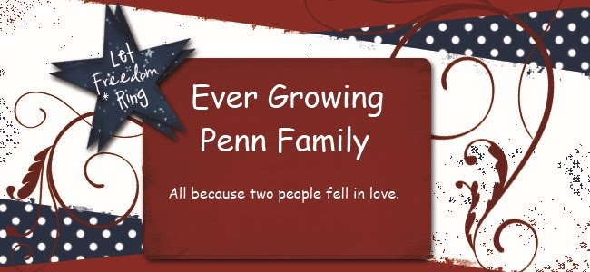 Ever Growing Penn Family