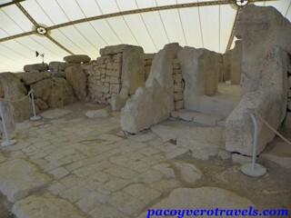 Templos de Hagar Qim y Mnajdra en Malta