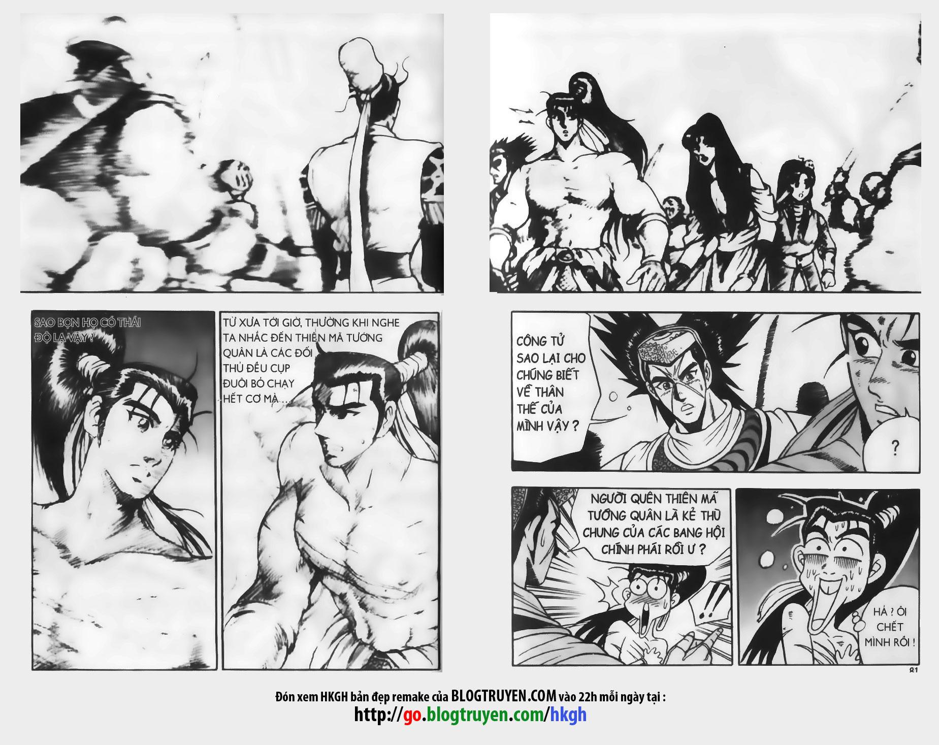 Hiệp Khách Giang Hồ chap 44 page 25 - IZTruyenTranh.com