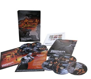 Insanity program discs