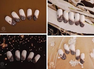 Leopard Nails, Leopard Nail Art Tutorial, Leopard Nail Design