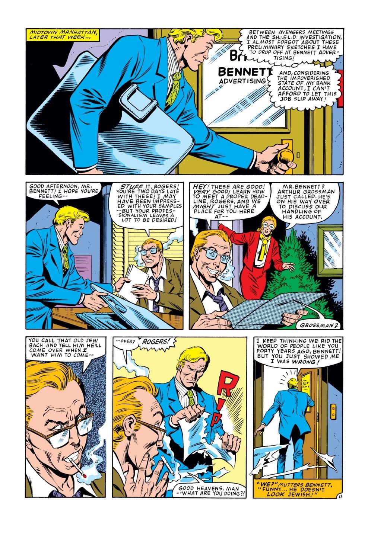 Captain America (1968) Issue #275 #191 - English 12