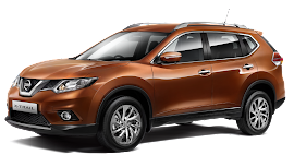 All New Nissan X-Trail Generasi ke III (T32)