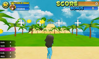Screenshot Sport girls 2014 Apk
