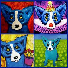 george rodrigue blue dogs
