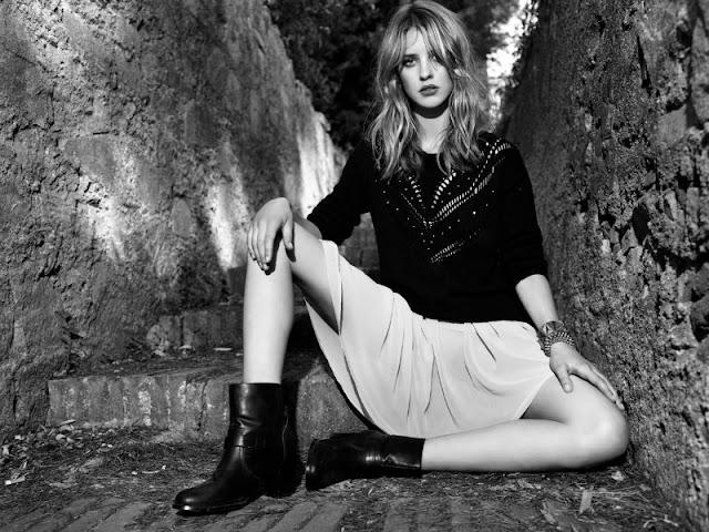 France Model Julia Frauche