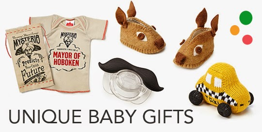 Hello Jack Blog: Uncommon Goods Favorite Baby Gifts