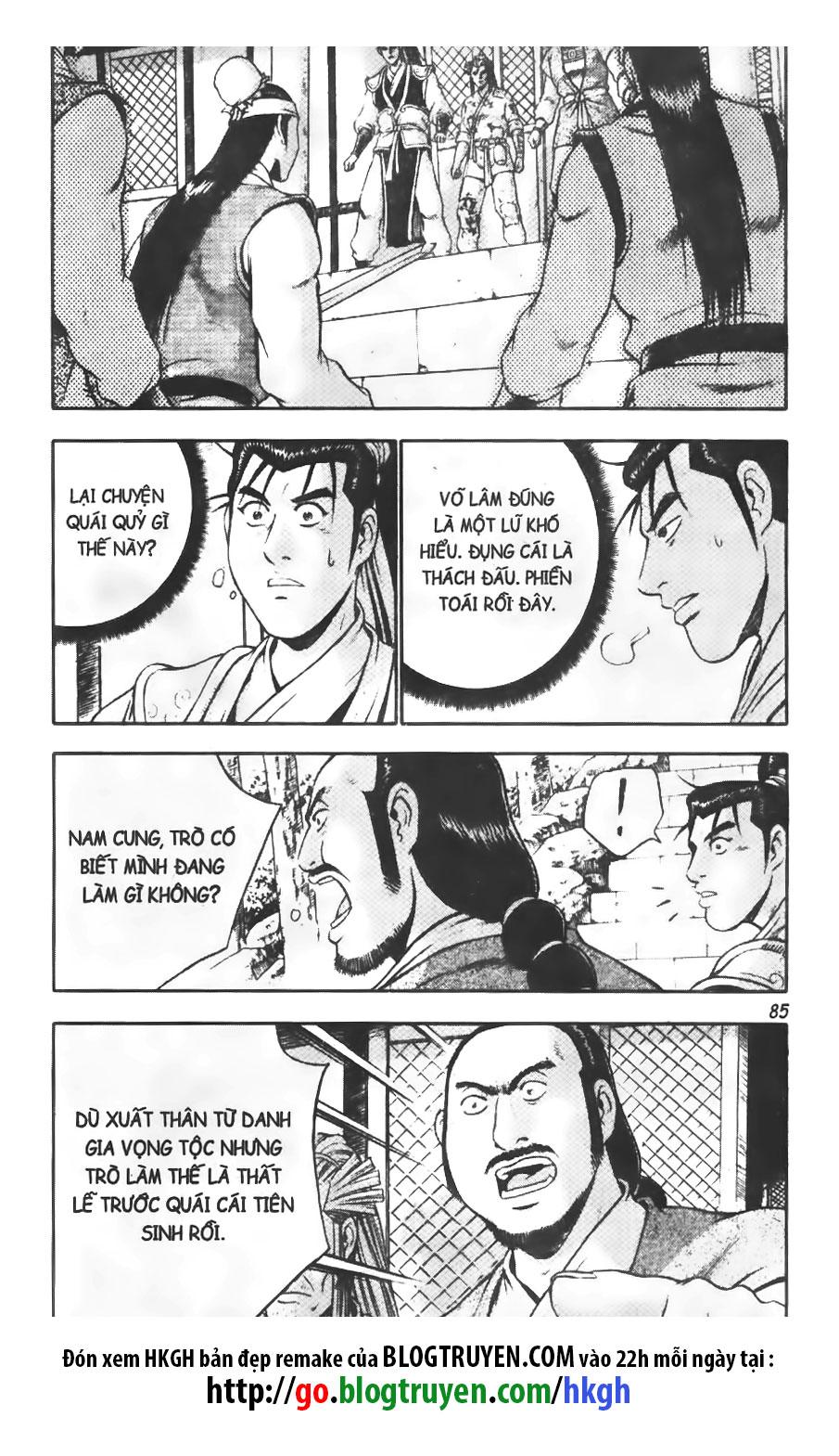 Hiệp Khách Giang Hồ chap 312 page 5 - IZTruyenTranh.com