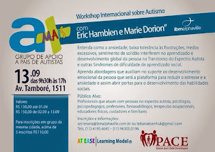 Workshop AT EASE Learning Model® - 13 de setembro