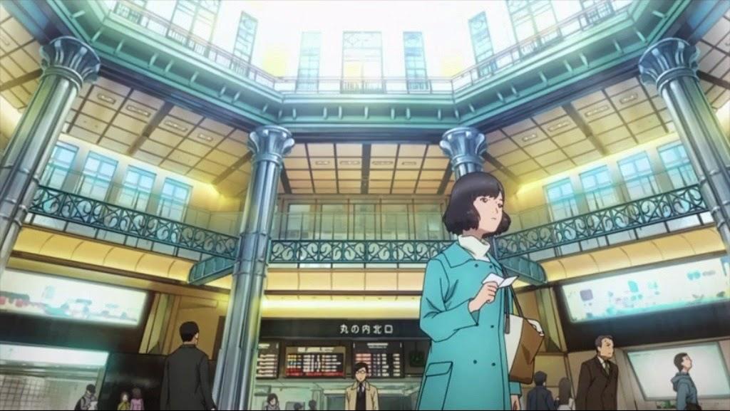 [ Info-Anime ] Anime Keren Memperingati 100 Tahun Stasiun Tokyo